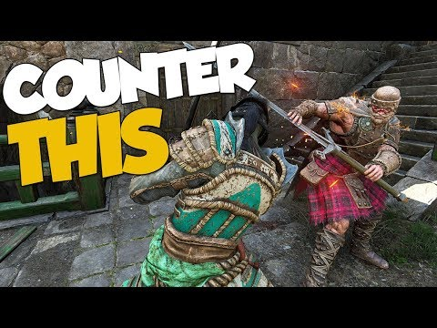 Counter This! - For Honor