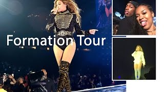 DATE VLOG   BEYONCE - Formation World Tour