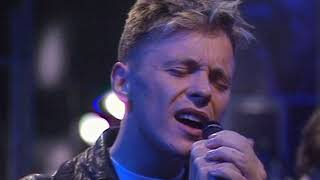 New Order - Thieves Like Us on BBC's Top of the Pops - 3.5.1984