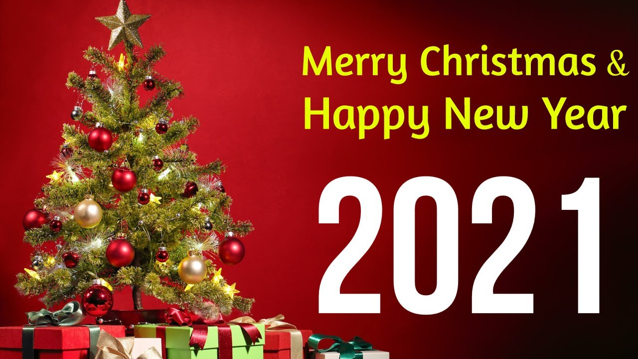 Christmas And New Year Wishes 2021 Beautiful Christmas Wishes Merry Christmas Happy New Year 2021 Youtube