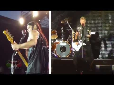 Metallica, The struggle within  Prague MULTICAM MIX AUDIO LM  World Premiere 2012