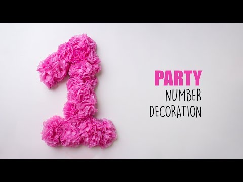 diy-party-number-decoration-|-party-decor-ideas