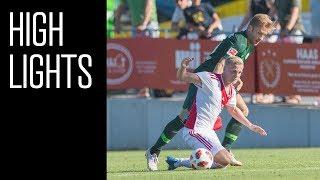Highlights Ajax - VfL Wolfsburg