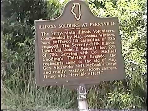 Perryville Battlefield tour