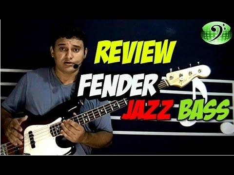 Review Fender Jazz Bass (American Special) - André Sarmanho