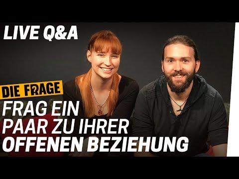 LIVE Q&A - Offene Beziehung | Müssen Wir Anders Lieben? Folge 4/5