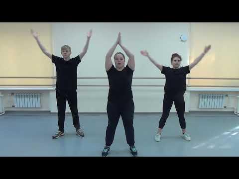 Танцевальный флэш-моб «Улыбайся», посвященный Международному дню друзей