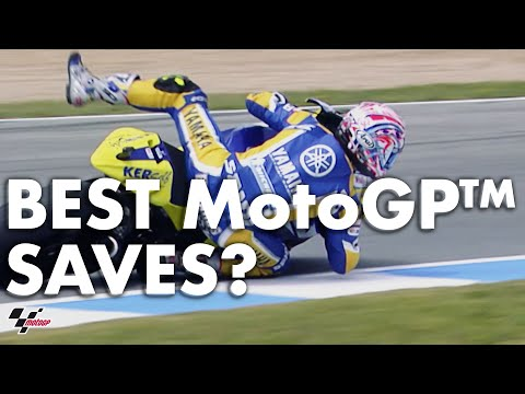 Are these the best MotoGP™ saves ever?