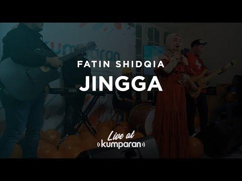 [Eksklusif] Fatin Shidqia - Jingga   Live at kumparan