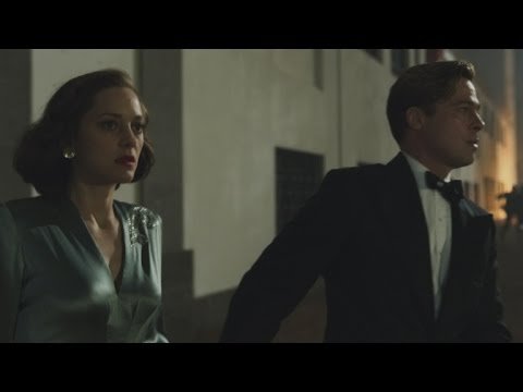 Brad Pitt and Marion Cotillard Battle Love and War in Latest 'Allied' Trailer