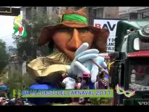 Corso de Carnaval 2011 Region Cajamarca PARTE 4 de 4