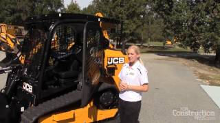 Features of the New JCB 325T ForestMaster Skid Steer