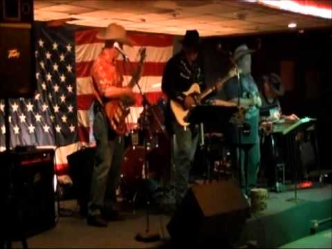 THE DIXIE PRIDE BAND - FAINT OF HEART - (Vince Gill cover)