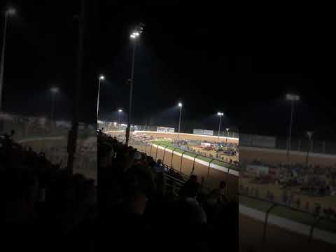 Port royal speedway all star circuit of champions 4 wide salute (September 7th 2019)