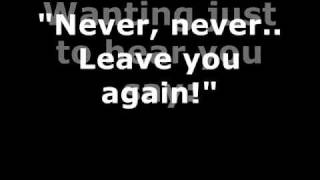 Joe Jonas and Malese Jow - Where You Belong - Lyrics On Screen