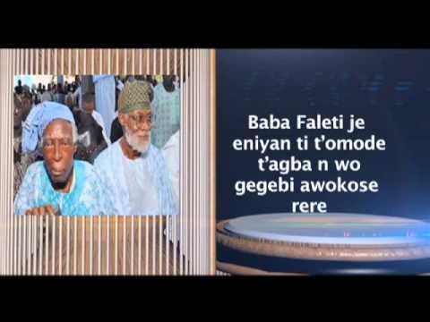 AGOGO AYO: BIOGRAPHY OF FALETI
