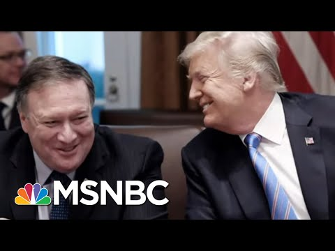 Trump Fires His Fourth Inspector General, This One Investigating Saudi Arms Sales | MSNBC