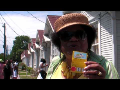 Lemonade Lucy at Project Row Houses