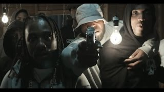 Frenchie Brick Squad Monopoly No Lie Official Music Video FRENCHIEBSM HipHopsRevival