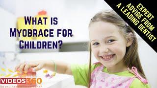 Now Trending - What is Myobrace for Children? How does Myobrace work? – Dr. Ramsin K. Davoud