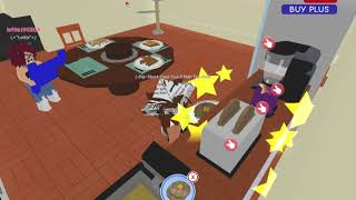 Roblox| Nearly Making ALL Of The Meep City Foods!