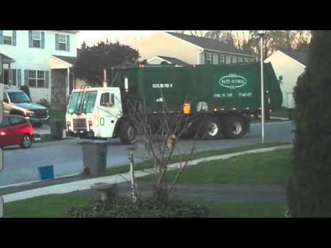 Kinds Of Trash Trucks York Waste Edition