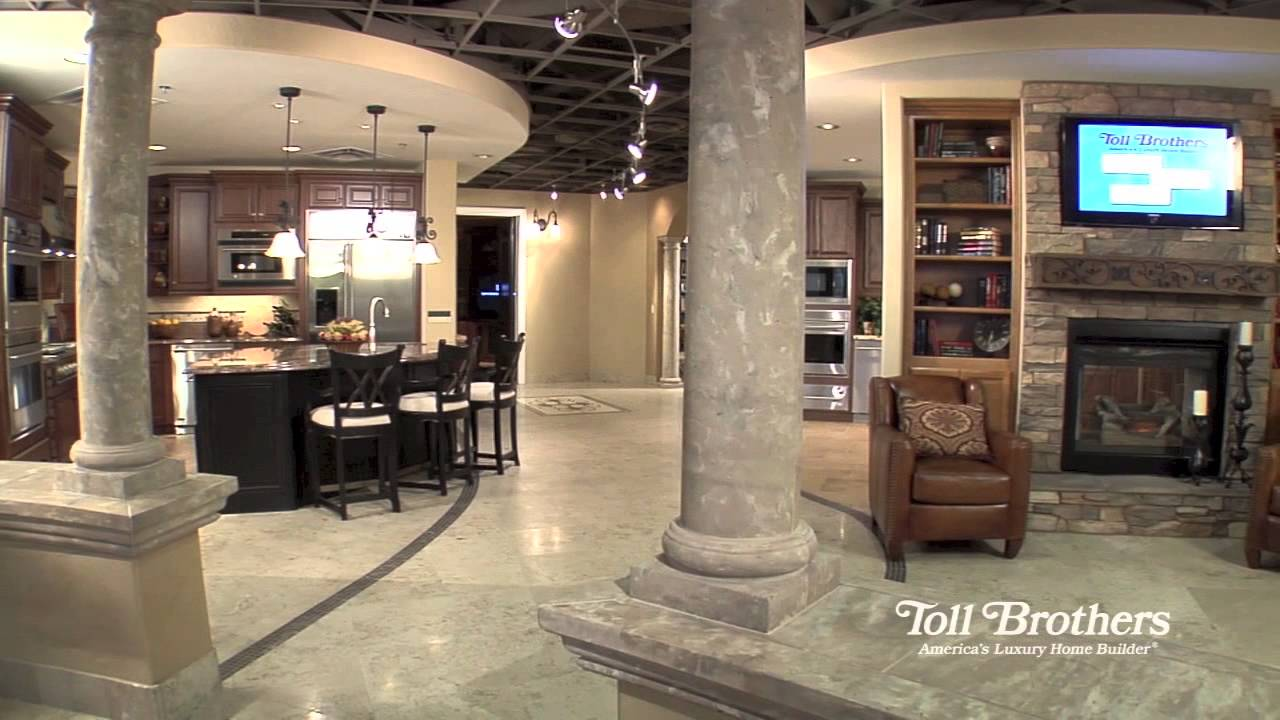 Toll Brothers Design Studio Youtube