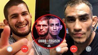 ОНИ ДОГОВОРИЛИСЬ! ХАБИБ НУРМАГОМЕДОВ - ТОНИ ФЕРГЮСОН НА UFC 249!