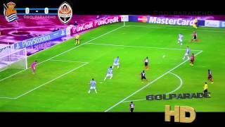 Real Sociedad-Shakhtar D. 0-2 - Champions League - Fase a Gironi