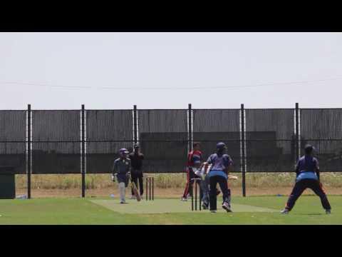 Ontario Cricket Academy vs Atlantic Region 1