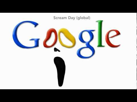 Unofficial Doodles 4 Google (never shown)