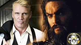 Aquaman Casts Dolph Lundgren as King Nereus