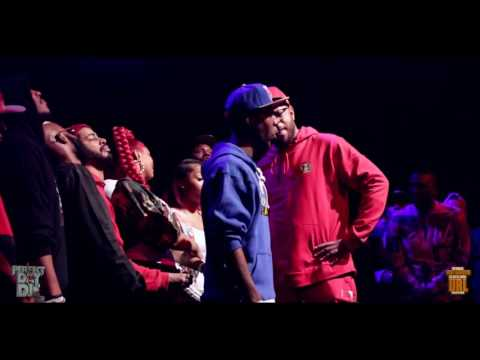 JOHN JOHN DA DON VS TAY ROC SMACK/ URL Ultimate Rap League  Ultimate Rap League