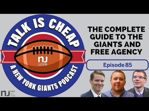 Mega Giants free agency 2017 preview