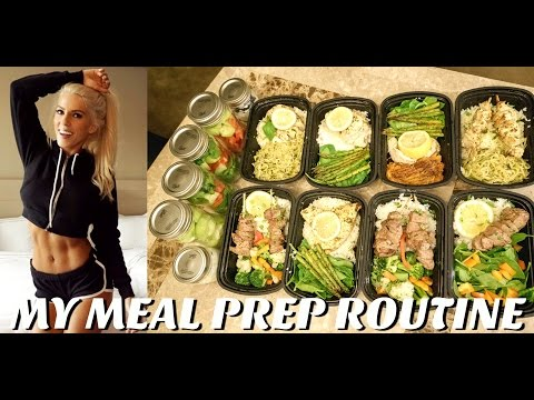 how-i-meal-prep-|-recipes-|-girly-gains