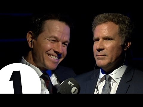 Will Ferrell & Mark Wahlberg Insult Each Other  CONTAINS STRONG LANGUAGE!