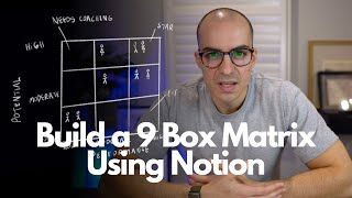 How to Use Notion: Building a 9 Box Talent Matrix