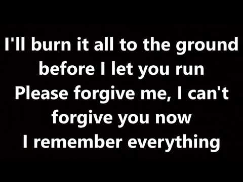 five finger death punch - remember everything (lyrics)