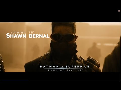 Shawn Bernal  2017 Action Reel