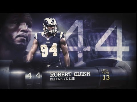 #44 Robert Quinn (DE, Rams) | Top 100 Players of 2015
