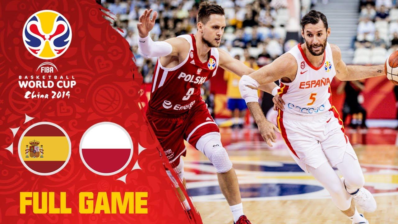Spain out gun Poland in the Quarter-Final - Full Game