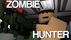Zombie Hunter - ROBLOX Animation (Game Trailer)