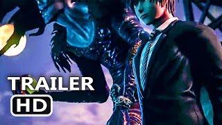 PS4 - Jump Force: Yagami Light & Ryuk Trailer (Death Note, 2018)