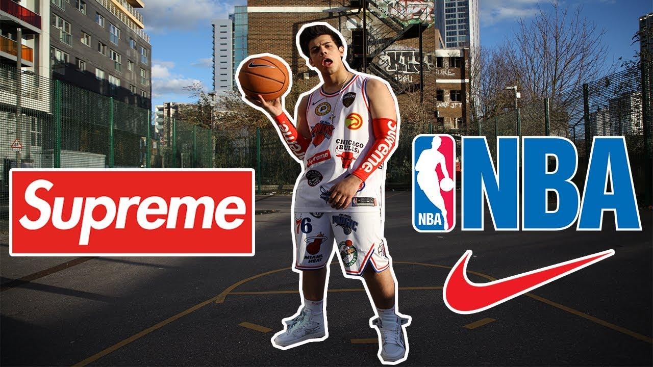 Supreme x NBA Nike Drop (BEST ONE YET!?)