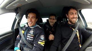 Franco Morbidelli: quel primo incontro con Valentino Rossi