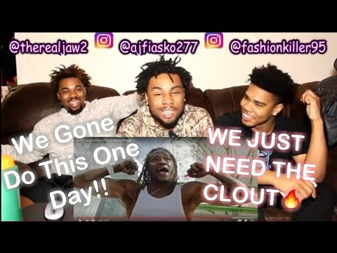Drake - God's Plan (Official Video) - REACTION!!
