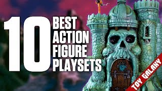 Top 10 Best Action Figure Playsets - List Show #58