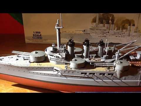 Battleship Danton 1.350 review