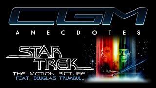CGM Anecdotes - Star Trek Le Film (1979)