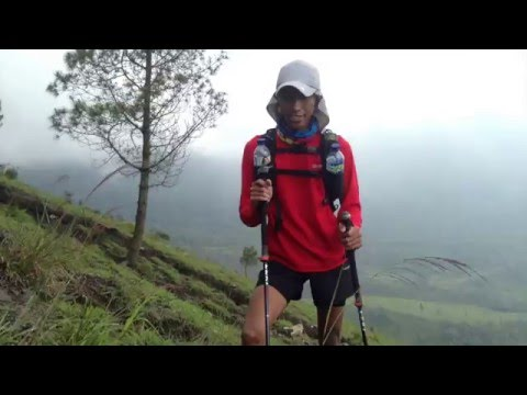 Race tips:  Trekking Poles